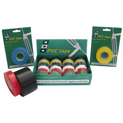 PSP TAPE INSULATING PVC RED