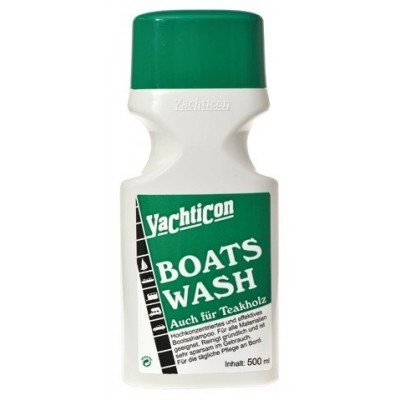 YACHTICON - BIO CLEANER BOAT WASH CONCENTRATE FOR ALL THE HULLS