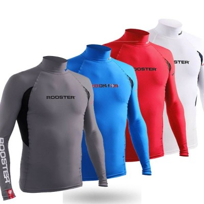 ROOSTER - LYCRA SHIRT LONG SLEEVES