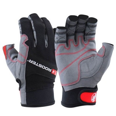 ROOSTER - GLOVES WITH FINGERS CUT OFF - HARD PRO GLOVES