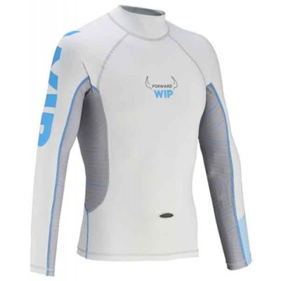 FORWARD - LYCRA LONG SLEEVES GRAY FOR HARNESS