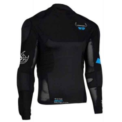 FORWARD - LYCRA TOP WITH PROTECTION PADS - FLY WIP PRO-TEC