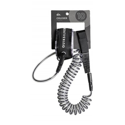 QUIKSILVER - SUP LEASH 10'O'' COILED