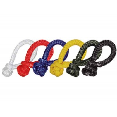 CARABINER WITH  6MM X 150MM DYNEEMA SOFT SHACKLE