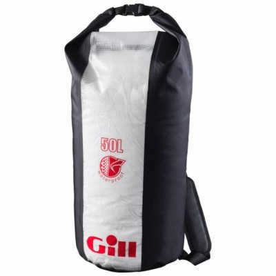 GILL - WATERPROOF DRY BAG 25 LT WITH TWO STRAPS