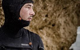 MAN - winter wetsuits