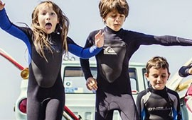 KIDS - WETSUITS
