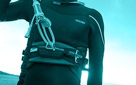 Kite Harnesses
